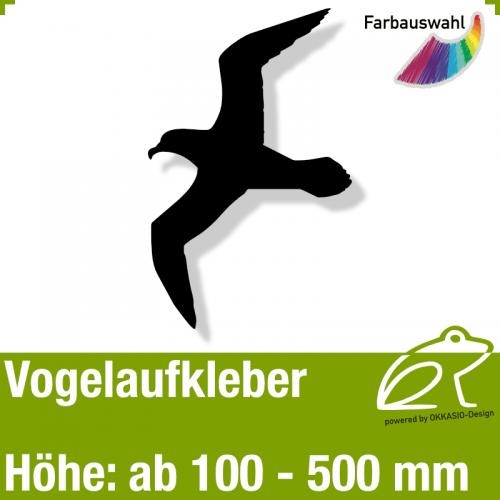 Vogelaufkleber Vogelmotiv 2