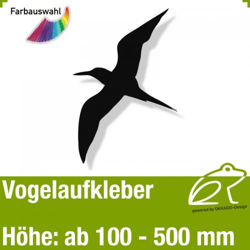 Vogelaufkleber Vogelmotiv 4