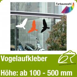 Vogelaufkleber Vogelmotiv 7
