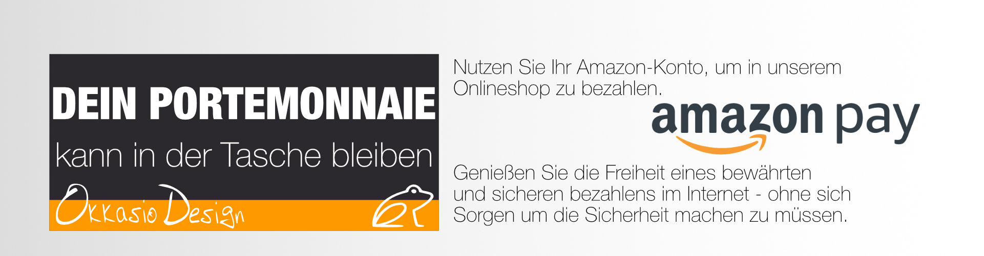Online-Zahlungsart Amazon Pay